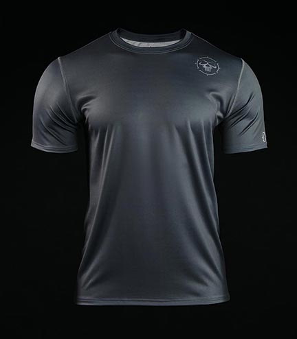 Training t-shirt Crossborn Minimal Grey