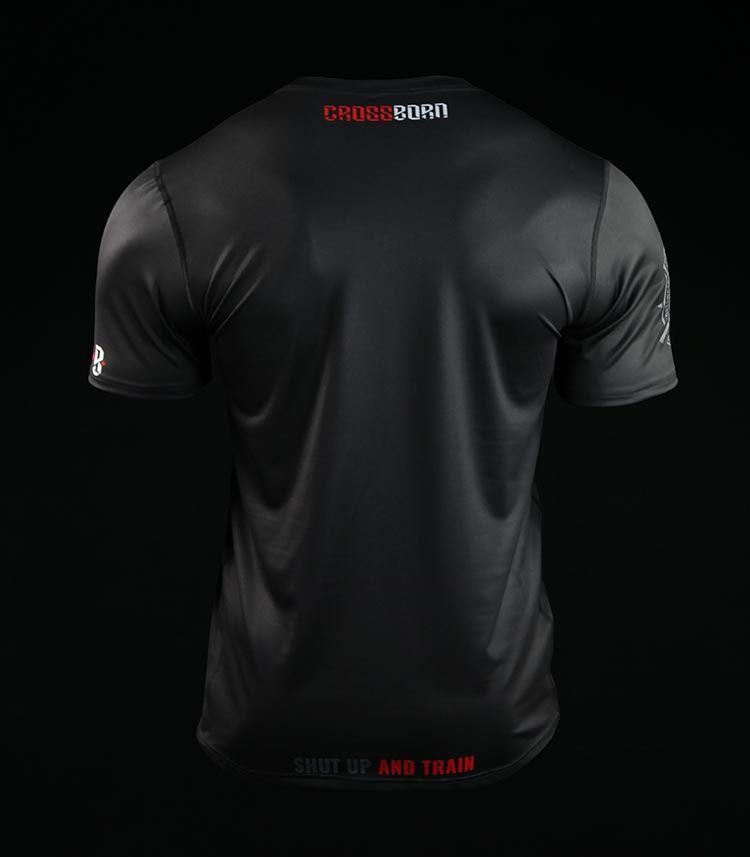 Training t-shirt Crossborn Snatch