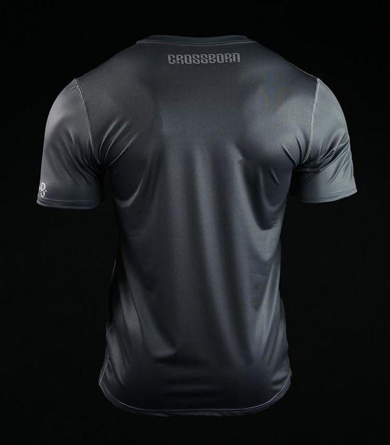 Training t-shirt Crossborn Minimal Grey
